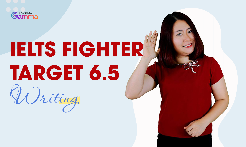 IELTS Fighter Target 6.5: Writing (Khóa học)
