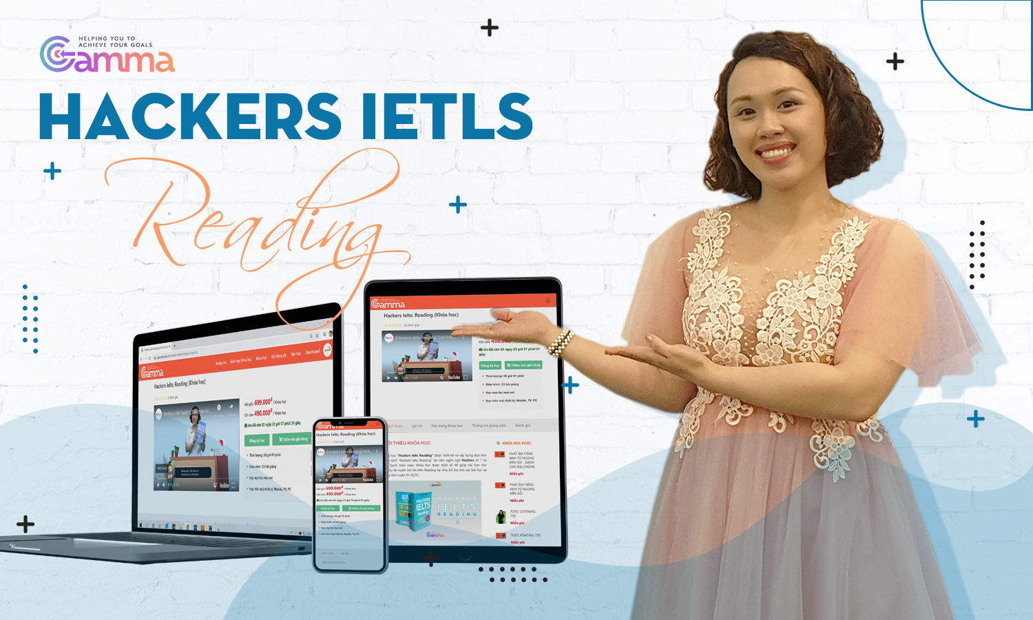 Hackers Ielts: Reading (Khóa học)