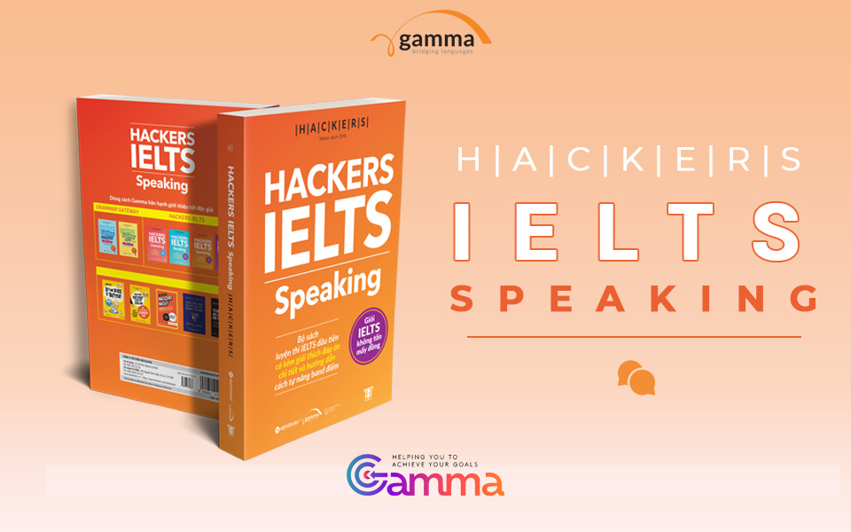Hackers Ielts: Speaking (Sách)