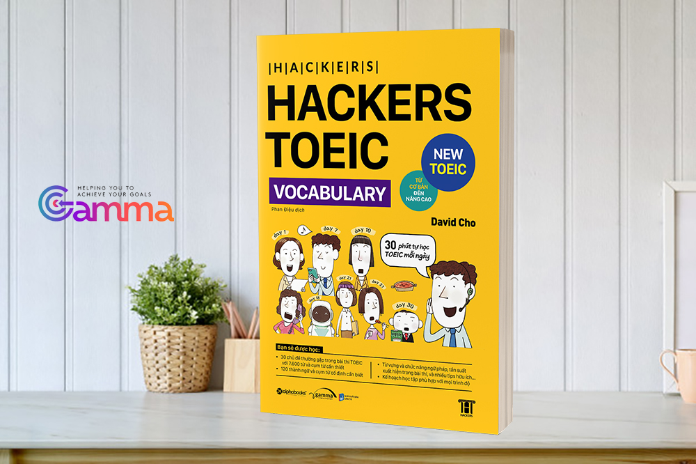 Hackers TOEIC Vocabulary (Sách)